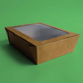 Contenedores de cartón
